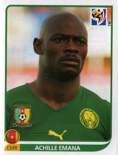 Image result for 2010 panini cameroon