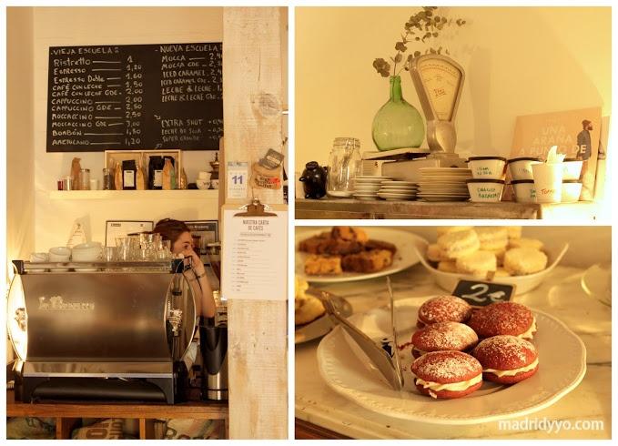 Toma Café (el mejor de Madrid). Calle de La Palma 49, Madrid, Spain ~ http://madridyyo.com/2012/05/14/toma-cafe/ #madrid