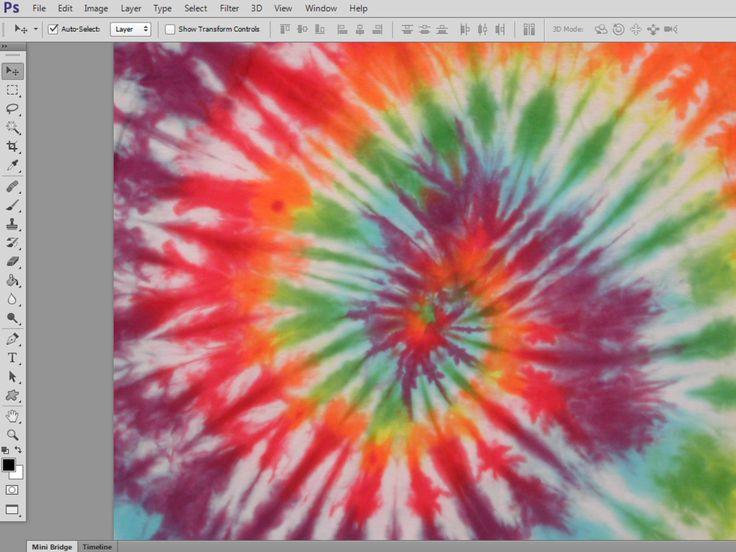 Come Tingere a Nodo una T shirt tie dye tutorial