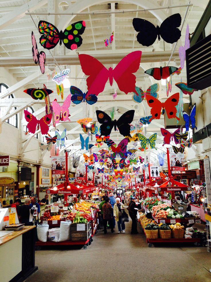 Saint John City Market - Canada's Oldest Market
