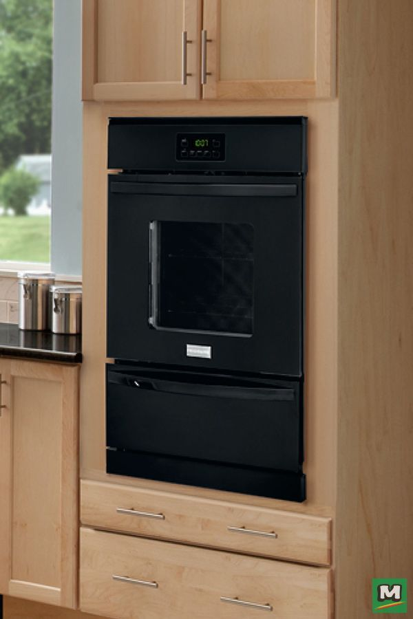 This Frigidaire 24 Inch Single Gas Wall Oven Features A Separate