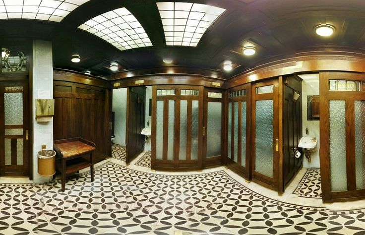 Toilette am Graben, Wien (2014)