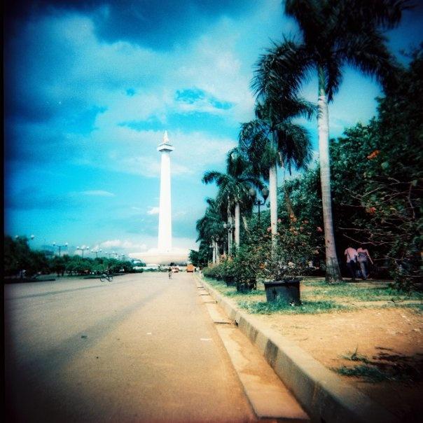 National Monument, Jakarta -  #monas #jakarta @kakday