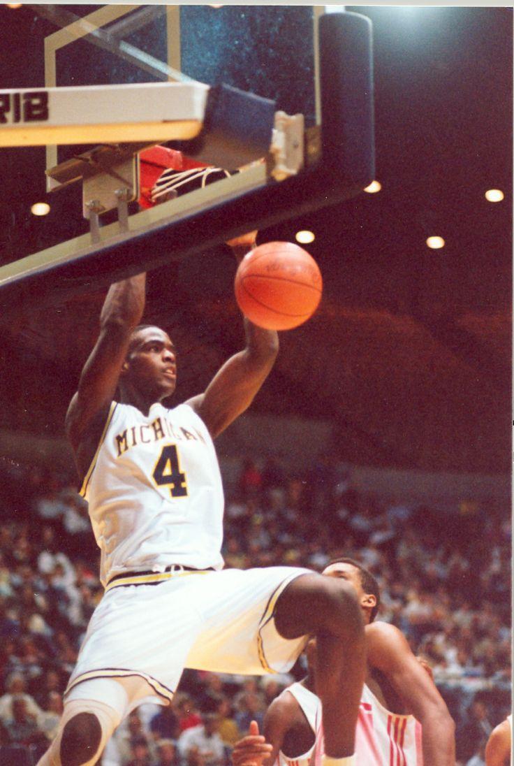 Chris Webber - Round 1, Pick 1 (Orlando Magic) - 1993 NBA Draft