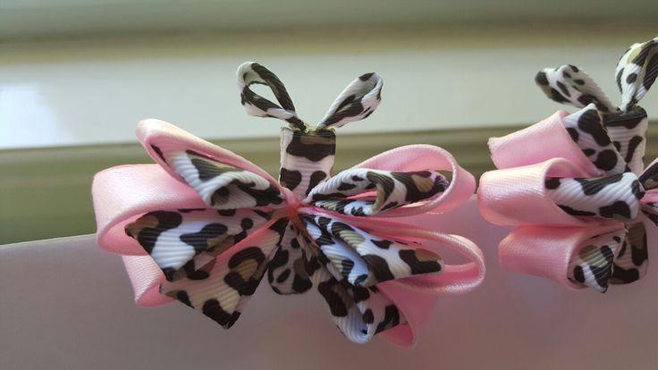 Petal hair ribbon butterfly.... by shaz
