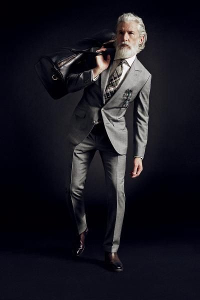 """greyongray: """" Aiden Shaw for Departures Magazine. """""""