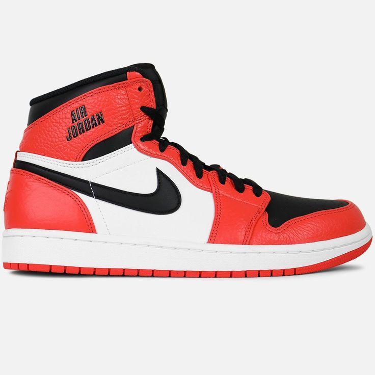 Jordan 1, Air Jordan Retro, Air Jordans, Motosierra, Zapatillas, Cuero  Clásico, Naranja, Blanco Negro