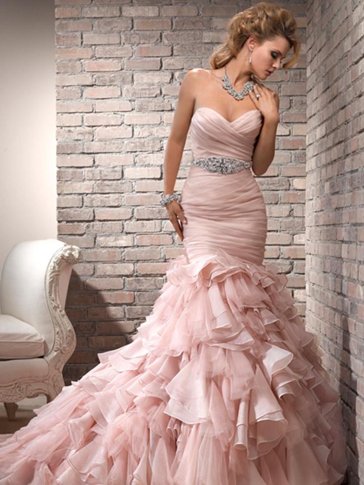Mejores 430 imágenes de ONE DAY en Pinterest   Vestidos de novia ...