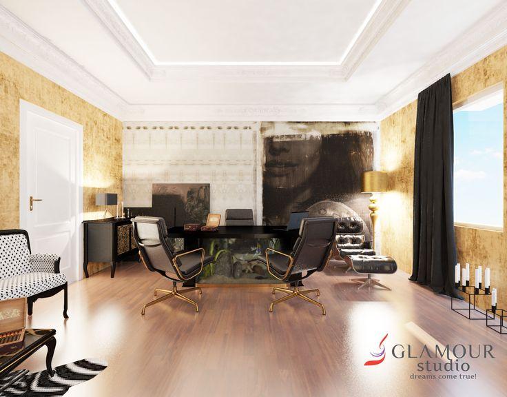 Glamour Studio Videochat Bucuresti - CEO Office