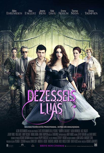 Confira o trailer do filme Dezesseis Luas