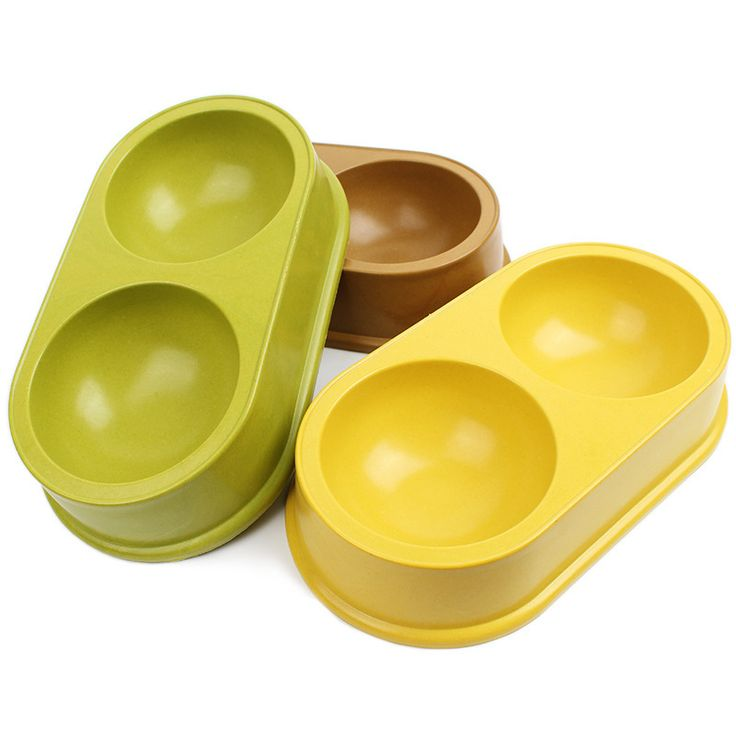 Dog Double bowl Pet Feeders Natural plant resin environmental fiber round Dog Supplies Pet Products Accessories Gear Items Stuff // FREE Shipping //     Get it here ---> https://thepetscastle.com/dog-double-bowl-pet-feeders-natural-plant-resin-environmental-fiber-round-dog-supplies-pet-products-accessories-gear-items-stuff/    #lovecats #lovepuppies #lovekittens #furry #eyes #dogsitting