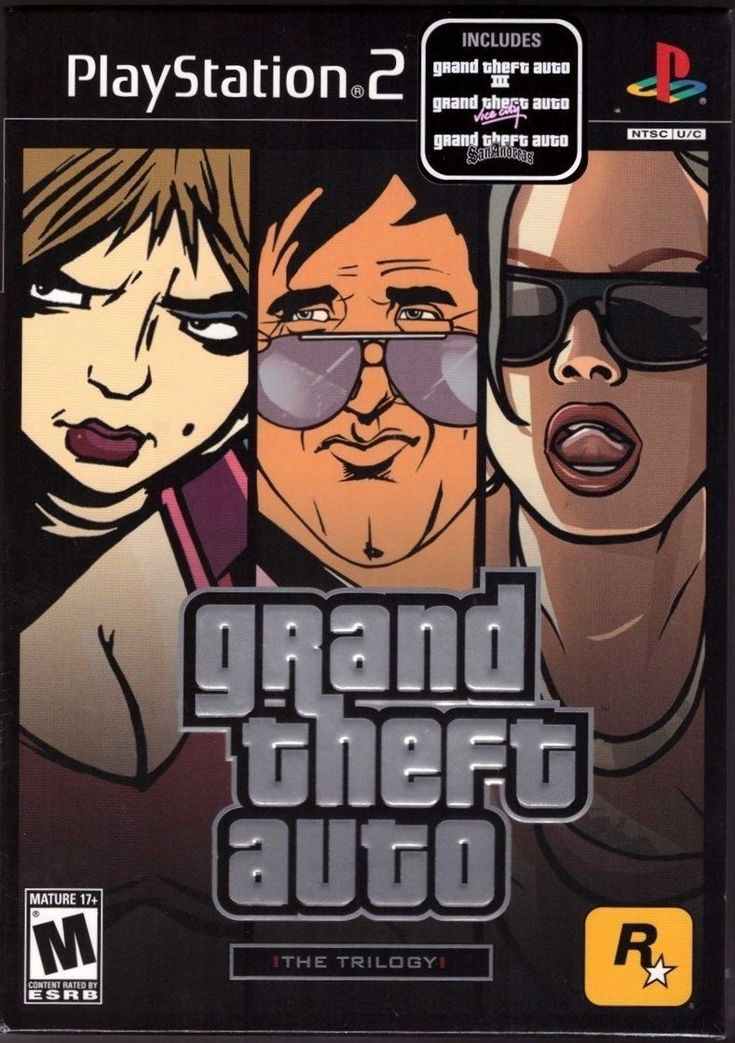 Grand Theft Automobile Trilogy [PlayStation 2 PS2, GTA three, Vice Town, San Andreas] NEW - http://howto.hifow.com/grand-theft-automobile-trilogy-playstation-2-ps2-gta-three-vice-town-san-andreas-new/