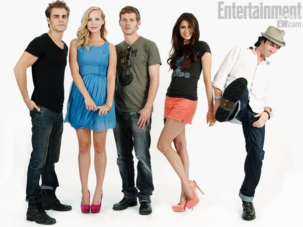 The Vampire DiariesThe Vampires Diaries, Paul Wesley, Joseph Morgan, Candice Accola, Tvd, Ian Somerhalder, The Vampire Diaries, Nina Dobrev, Vampires Dairy