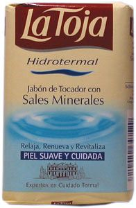 La Toja Soap - Spain