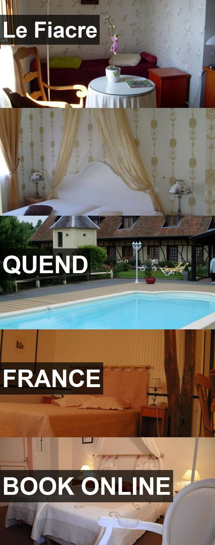 Hotel Le Fiacre in Quend, France. For more information, photos, reviews and best prices please follow the link. #France #Quend #travel #vacation #hotel