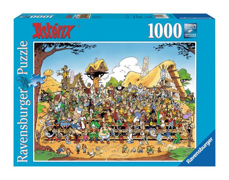 Foto de familia | Puzzle adultos | Puzzle | Productos | ES | ravensburger.com