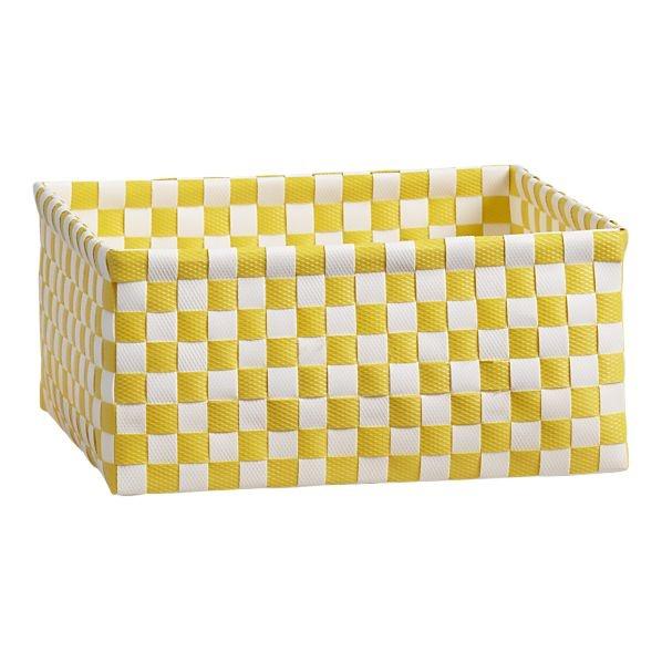 Small shelf bin...