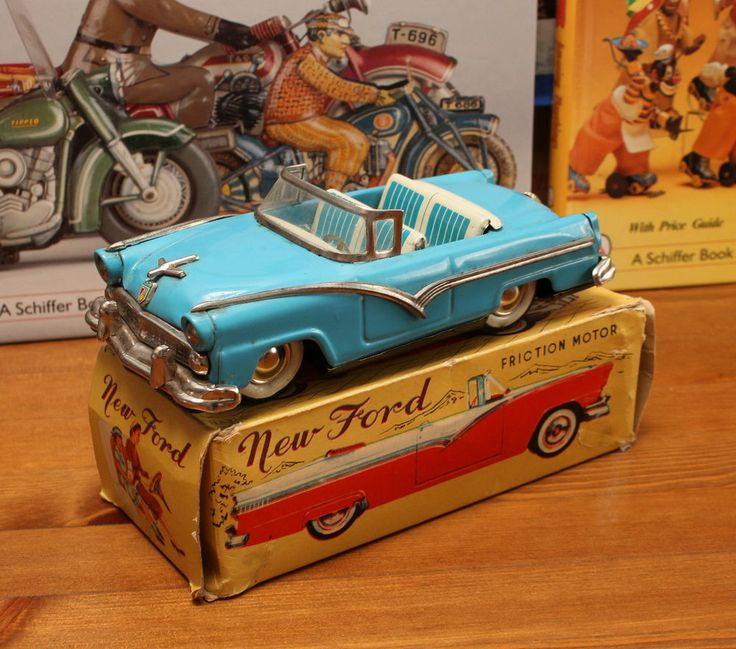 17 Best Images About Vintage Tin Toy On Pinterest
