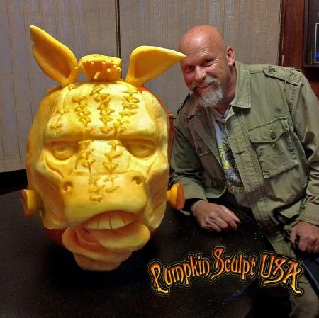 22 Stunning and Delightful Pumpkin Carvings by Pumpkin Sculpt USA — I Love Halloween
