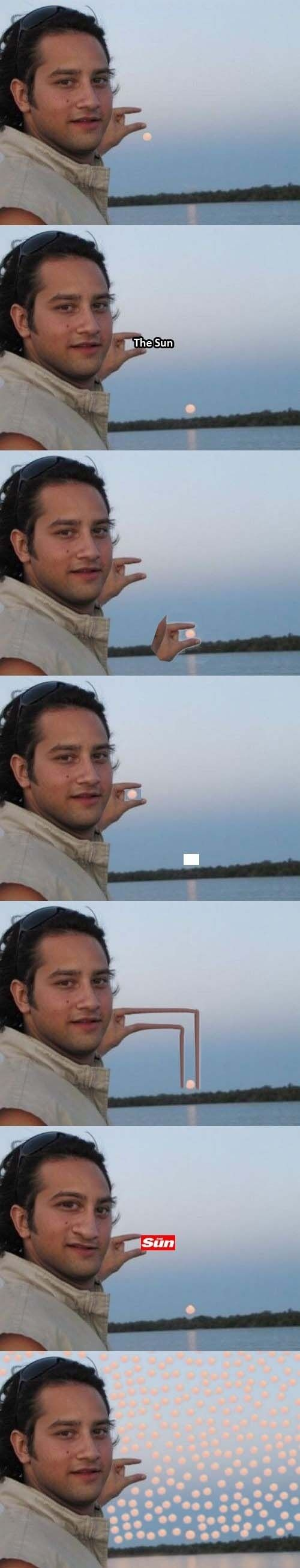 Or put the sun between my thumbs? | 26 Of The Greatest Things That Have Ever Happened On4chan