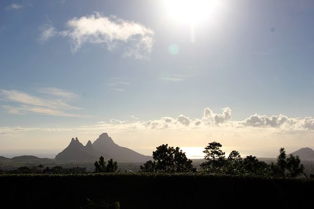 Mauritius mountains my next dream holiday