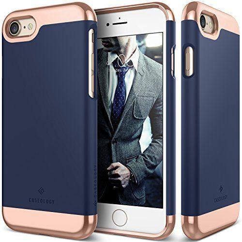 iPhone 7 Case, Caseology [Savoy Series] Slim Two-Piece Sl...