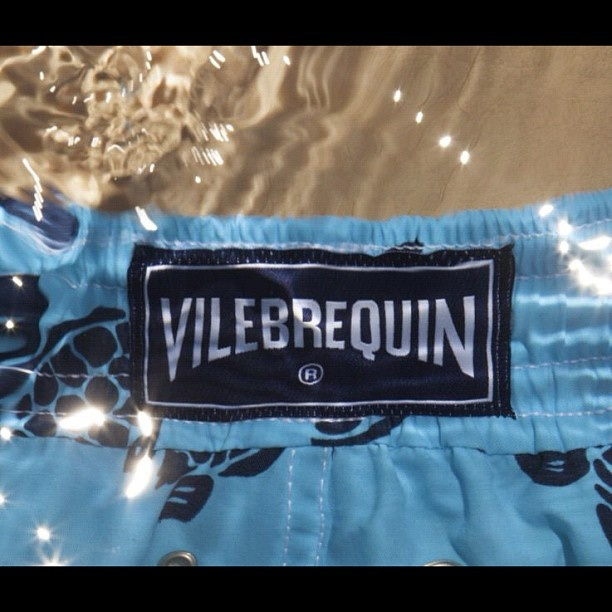 #vilebrequin #where there's water, there's Vilebrequin! @vilebrequin_1971