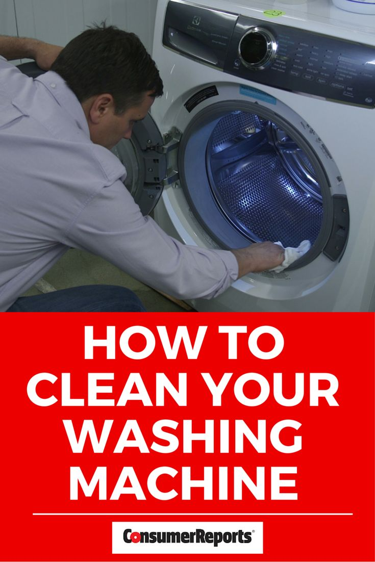 Cleaning an appliance that's designed for cleaning might sound counterintuitive, if not downright ridiculous. But for a washing machine to do its job effectively and efficiently, it needs some care and attention on your part. That's especially true for front-load washers, since their design creates several trouble spots that, if left unchecked, can lead to mold and mildew stains, plus the attendant funky odors. Here's how to keep things fresh in a few simple steps.