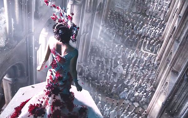 Ciné: La BA Jupiter Ascending avec Channing Tatum. - Influence