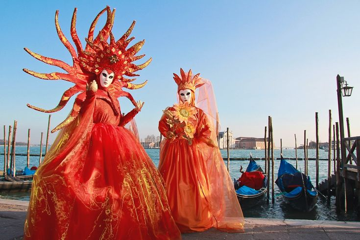 87. Celebrate the Carnival of Venice in Italy