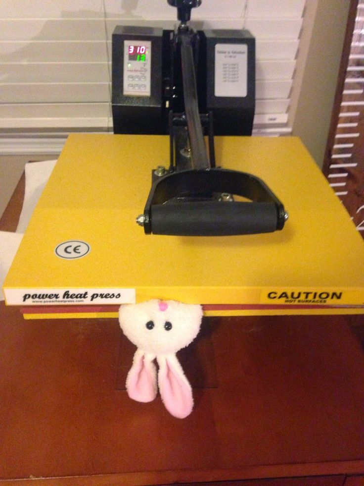 Adding HTV to Stuffed Animals (Heat Press or Iron) ~ Silhouette School
