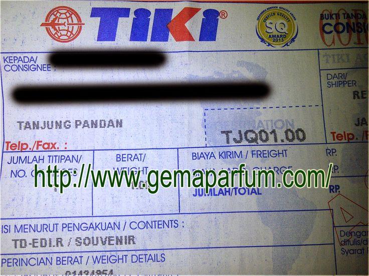 Pengiriman Parfum ke Tanjung Pandan