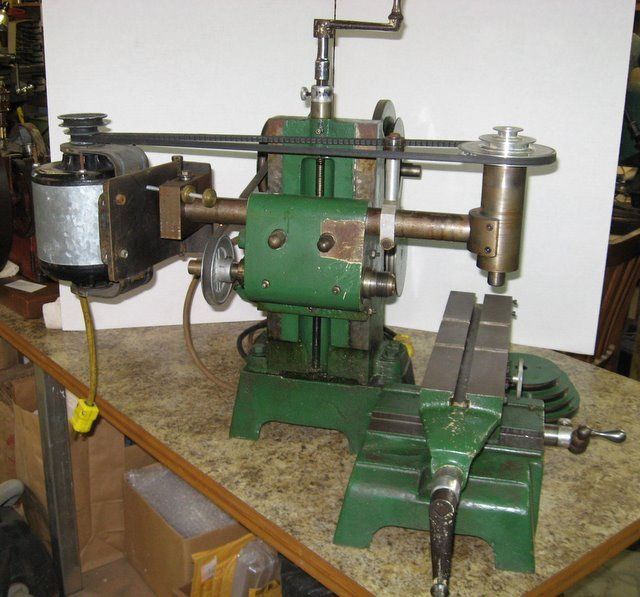 Aircraft Machinery Armor mill model JM