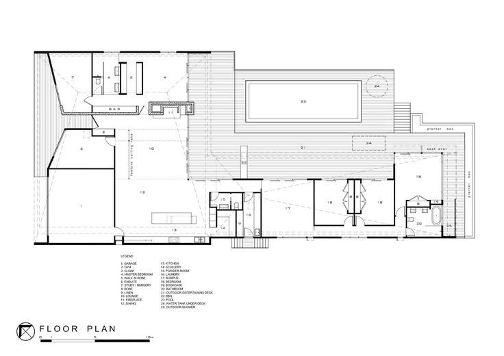 Sorrento House 1,Plan