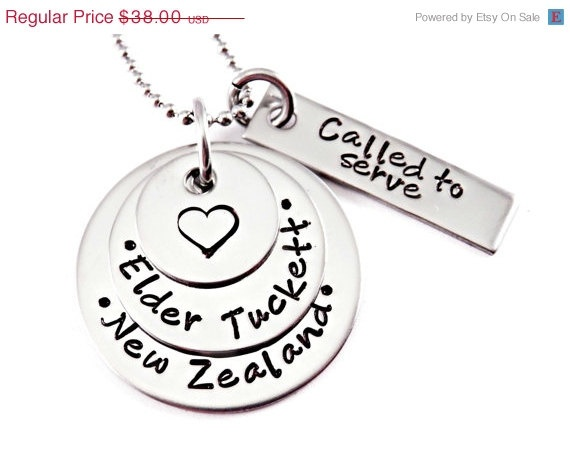 718 best missionary ideas images on pinterest church ideas lds personalized missionary mom necklace hand stamped stainless steel missionary necklace mission calling lds called to serve religion pronofoot35fo Gallery