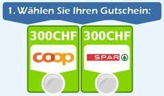 Gewinne montlich einen CHF 300.- Einkaufs-Gutschein von #Spar order #Coop. Zum #Gutschein Gewinnspiel: http://www.alle-schweizer-wettbewerbe.ch/einkaufsgutschein-gewinnspiel/