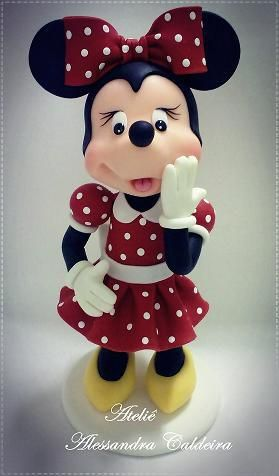 .Minnie Mouse