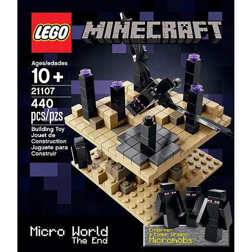 LEGO Minecraft Micro World: The End