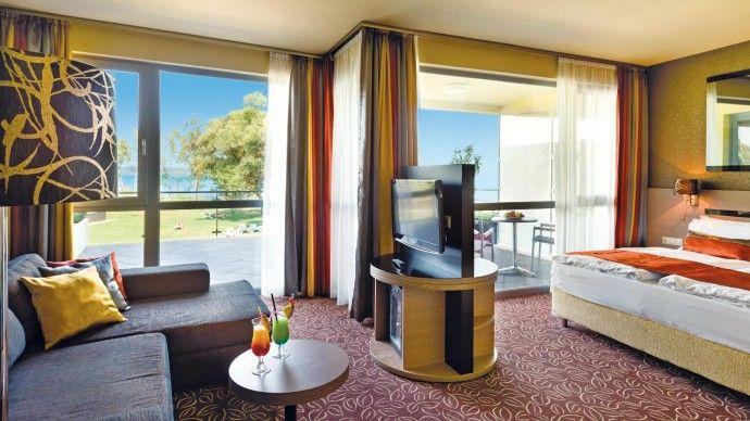 Deal der Woche: 25% Rabatt im Hotel Azúr Prémium**** am #Plattensee in #Ungarn - Nur gültig bis zum 29.06.2014 #Balaton