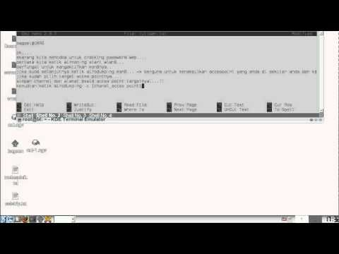 how to creck password wifi wep with aircrack