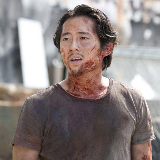 Steven Yeun on Whether Glenn Will Die on The Walking Dead