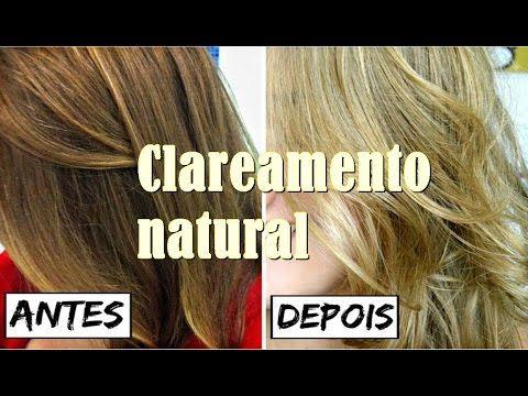 7 DICAS E TRUQUES PARA CLAREAR OS CABELOS NATURALMENTE - YouTube