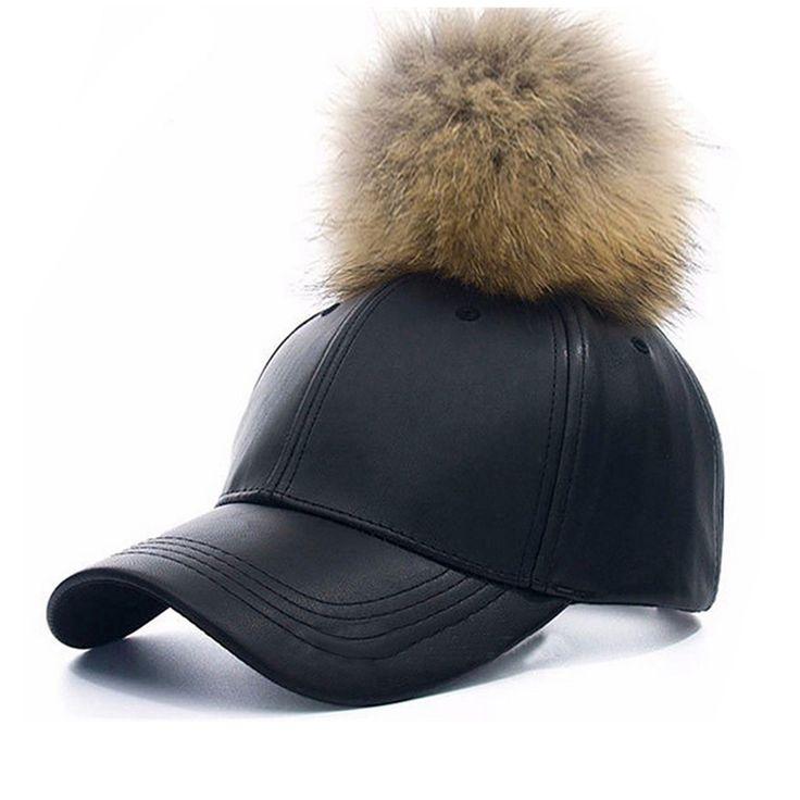 $8.59 (Buy here: https://alitems.com/g/1e8d114494ebda23ff8b16525dc3e8/?i=5&ulp=https%3A%2F%2Fwww.aliexpress.com%2Fitem%2FHigh-Quality-Brand-Snapback-PU-Leather-Baseball-Caps-Fishing-Female-Winter-Fur-Hats-hip-hop-berretto%2F32757463653.html ) High Quality Brand Snapback PU Leather Baseball Caps Fishing Female Winter Fur Hats hip hop berretto pom pom vrouwen pet for just $8.59