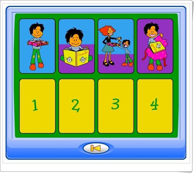 """""""Secuencias temporales"""" (Conceptos básicos de Educación Infantil)"""