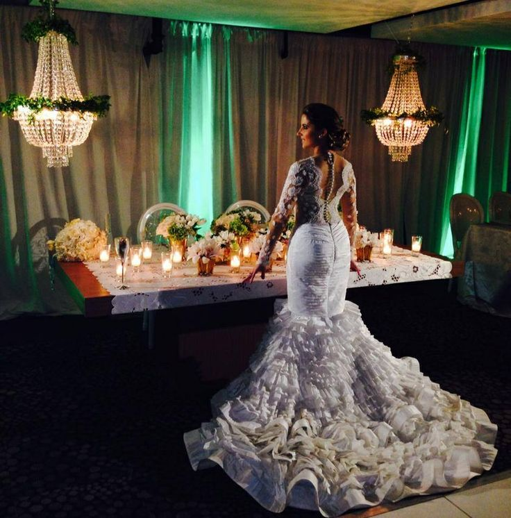 Wedding ideas drees decoration flowers puerto rico for Acanthus decoration puerto rico