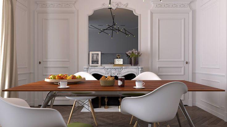 https://www.facebook.com/photo.php?fbid=1019836124745227&set=gm.1720309551519361&type=3&theater  Thomas Bessat   Bonjour à tous !  Je suis artiste 3D spécialisé dans l'architecture, et voici l'une de mes réalisations, concernant un appartement haussmannien à Paris.  Vous pourrez retrouver d'autres réalisations sur mon site : www.thomasbessat.com