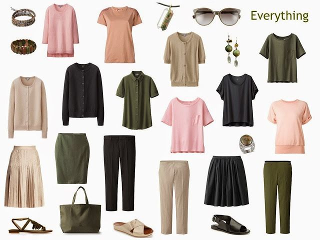Build a Capsule Wardrobe by Starting with a Stone: Unakite ...