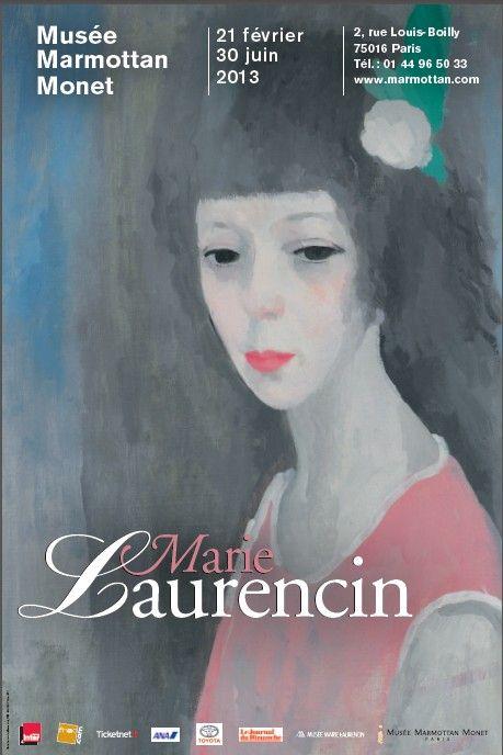 Marie Laurencin au musée Marmottan