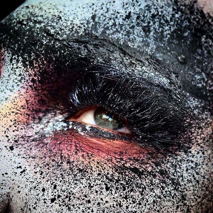 #artistic #makeup #beautymakeup