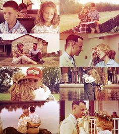 Love by Forrest Gump & Jenny Curran